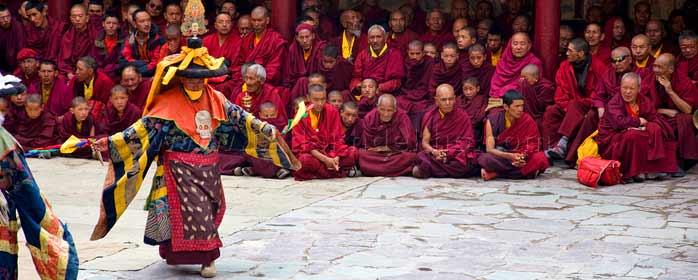 Dosmoche Festival Ladakh