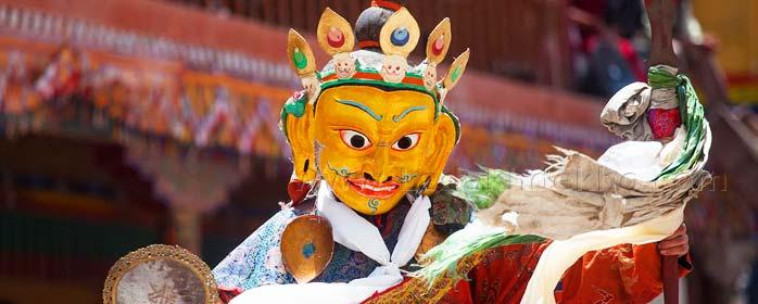 Gustor Festival Ladakh