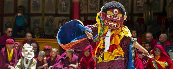 Hemis Festival Ladakh 2014