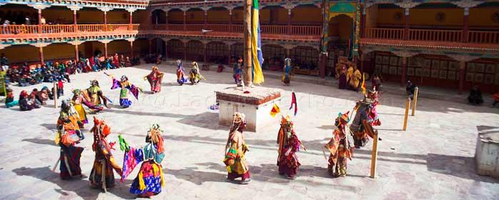 Hemis Festival of Ladakh