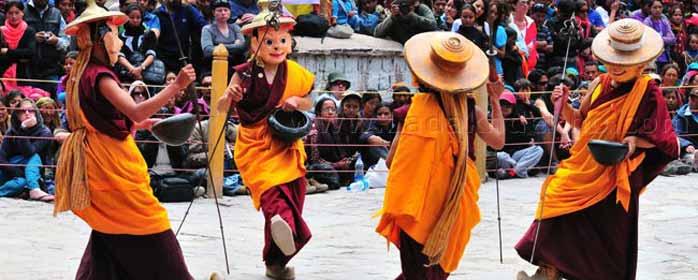 Matho Nagrang Festival