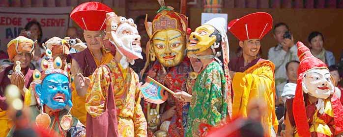 Spituk Gustor Festival