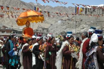 Buddha Purnima Festival Ladakh