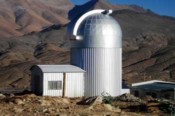 National Large Solar Telescope Ladakh photo