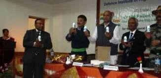 Dihar Rejoices ladakh Kisan Jawan Mela leh